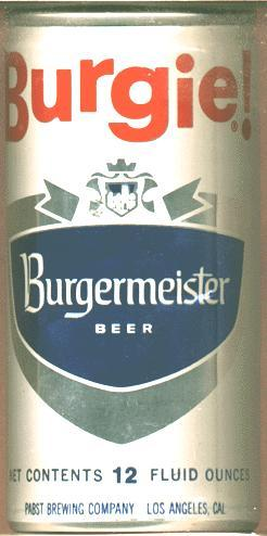 Burgermeister Beer 355ml United States