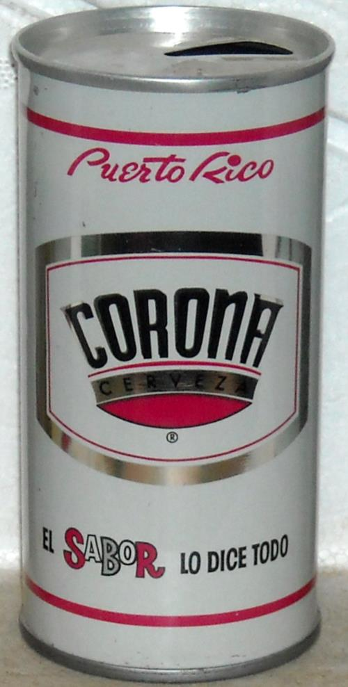 Corona beer started in puerto rico