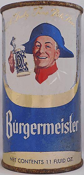Burgermeister Beer 325ml United States