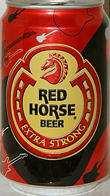 San Miguel Red Horse