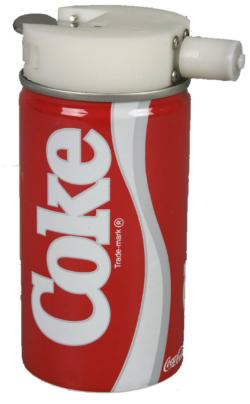 Coca Cola Space Can